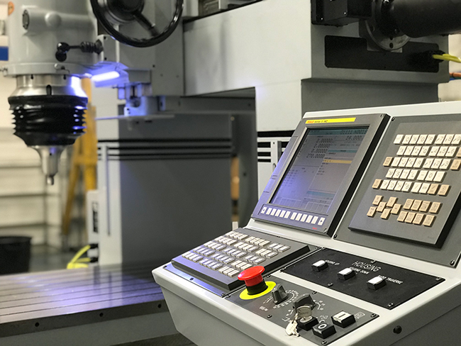 FANUC or FAGOR CNC Conctrol Systems